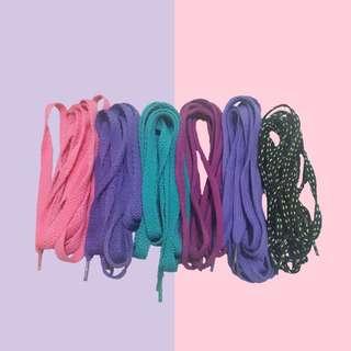 Authentic Shoe laces