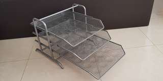 3 tiers office Tray