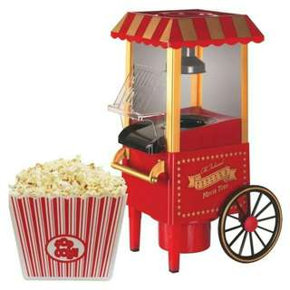 Pop Corn New Maker