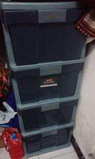 SALE!!!! Lemari Container Plastik