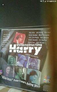 Vcd  Deconstructing harry  Novelist Harry Block (Woody Allen) has