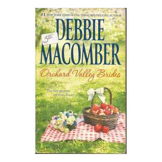 Debbie Macomber - Orchard Valley Brides