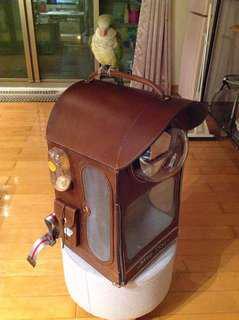 🚚 收 鸚鵡外出包外出箱