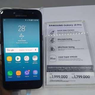 Samsung Galaxy J2 Pro *Gratis 1x Angsuran* s/d 30 Juni 2018