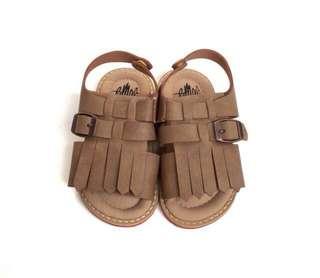 preloved sandal temali gladiator