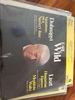 earl wild vinyl
