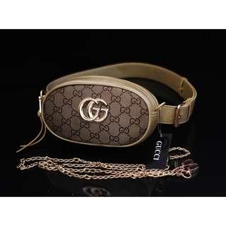 Tas gucci belt bag mini nagita waistbag