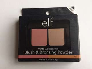 FIJI ELF Blush & Bronzing Powder