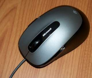 MS Comfort mouse 4500 (Bluetrack)