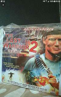 Buy 2 get 1 free!  Vcd  The last warrior 2