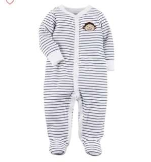 🚚 *3M* Brand New Carter's Sleep And Play For Baby Boy #CarouPay