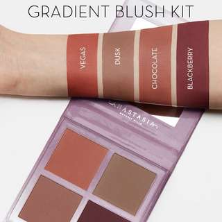 Anastasia Gradient Blush