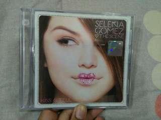 Selena Gomez and The Scene (Kiss and Tell) (#sj50)