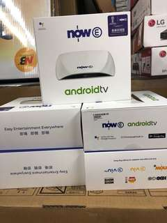 Now e Android Tv box 睇世界盃