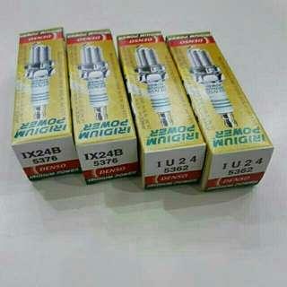 Brand New Original Denso Iridium Motorcycle Spark Plug IU24