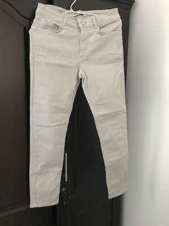 Zara grey long pants