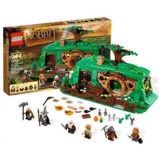 MISB Lego 79003 The hobbit - An unexpected gathering