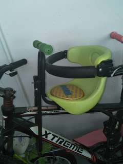 baby seat for mountain bike
