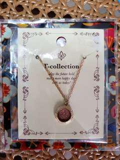 頸鏈 Gold necklace