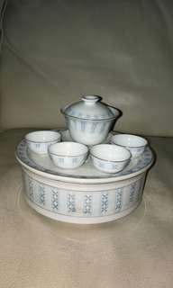 Teapot and teaset