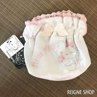 HELLO KITTY ANGEL POUCH