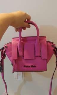 🌏ck正品代購🌏Calvin Klein bag 限量一個