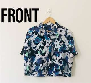 Top shop blouse