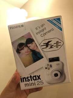 [fujifilm富士]imstax mini 25 (拍立得相機)