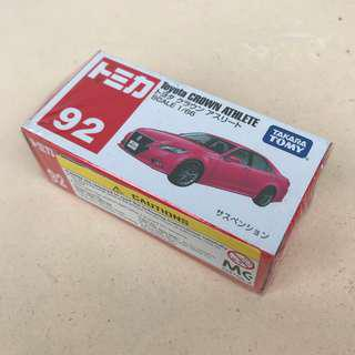 #MFEB20 Tomica Toyota Crown Athlete