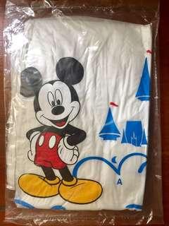 廸士尼米奇Mickey Mouse雨衣(全新、未開封)