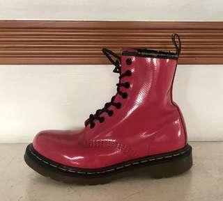 Authentic Dr. Martens Boots
