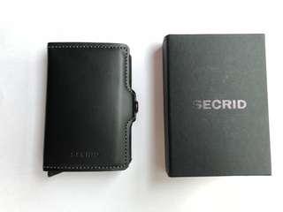 SECRID Twin Wallet (Original Black)