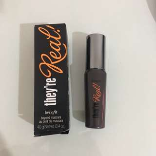 Benefit They're Real Mascara mini