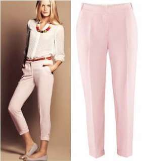 H&M Soft Pink 7/8 Pants