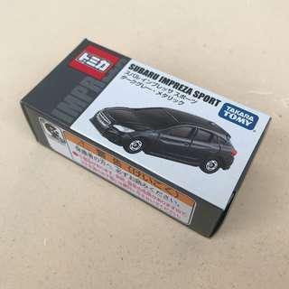 Tomica Subaru Impreza Sport