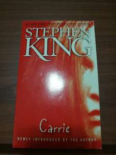 🚚 Stephen King - Carrie