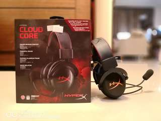 🚚 HyperX Cloud Core