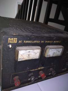 Ic regulated power supplay merk MJ jual murah 300 rb aja