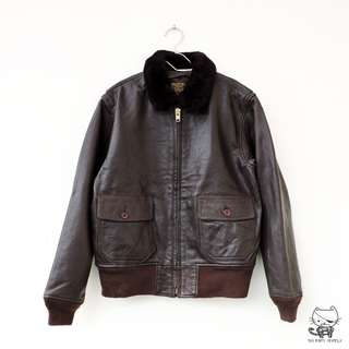 1970's Morgan Memphis Belle G-1 Leather Jacket
