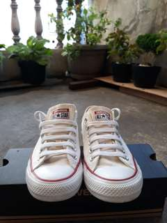 Converse White Original Made in Vietnam size 37 (23.5cm)