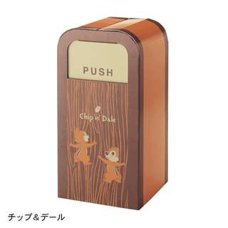 <🇯🇵日本預購> 日本製迪士尼紙製小型癈紙箱