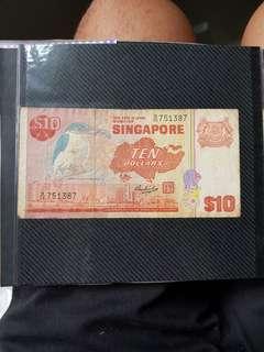 Old $10