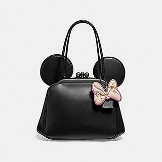 Coach KISSLOCK BAG WITH MINNIE MOUSE EARS