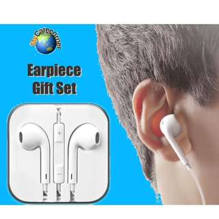 EarPiece Earphone with mic and volume for Apple Samsung Oppo Huawei Remax Samsung Awei Ipipoo