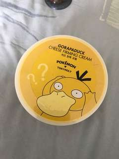 🚚 Tony moly x Pokémon cheese firming cream