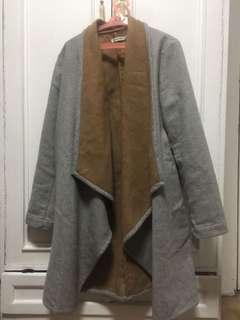 Stradivarius Wool Coat