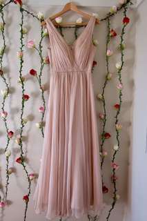 Gorgeous floorlength gown