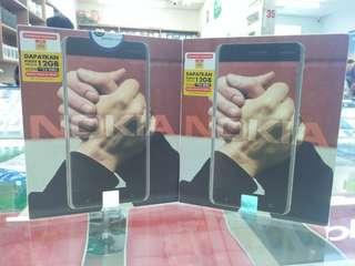 Nokia 6 andorid Bisa cicilan disini tanpa kartu kredit