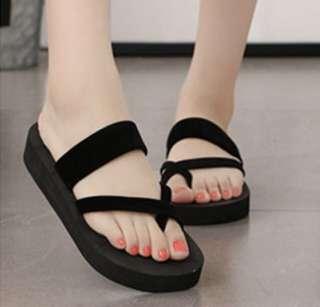 Readystock Sandal High Heel Slipper