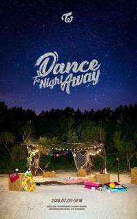 [INTERNAL TRADING/EARLY PO] TWICE - Dance The Night Away